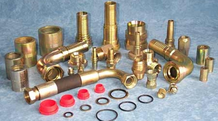 Hydraulic Range Fittings and Adapters