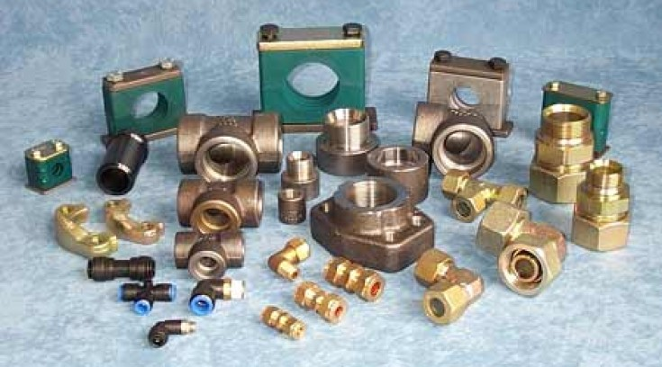 Clamps, Weld and Compression Fittings